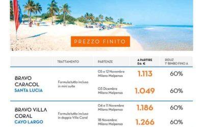 SPECIALE CUBA  – BRAVO CLUB
